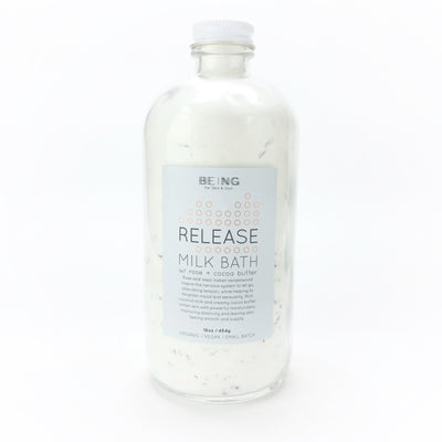 Release Milk Bath- The Foxtrot Clothing - The Foxtrot Clothing