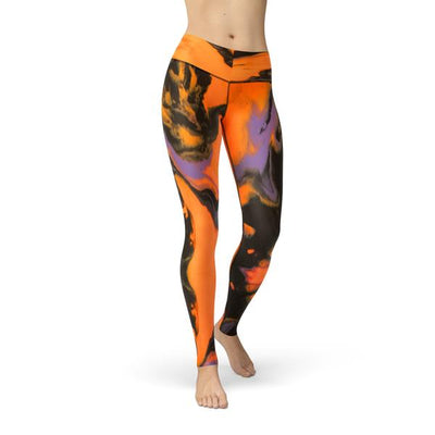 Jean Athletic Halloween Marble - The Foxtrot Clothing