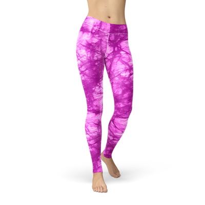 Jean Athletic Pink Batik - The Foxtrot Clothing