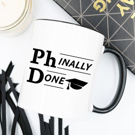 PhD Graduation Gift, PhD Gift, Graduation Gift for