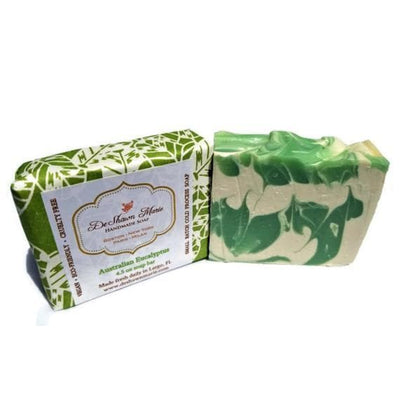Australian Eucalyptus Soap - The Foxtrot Clothing