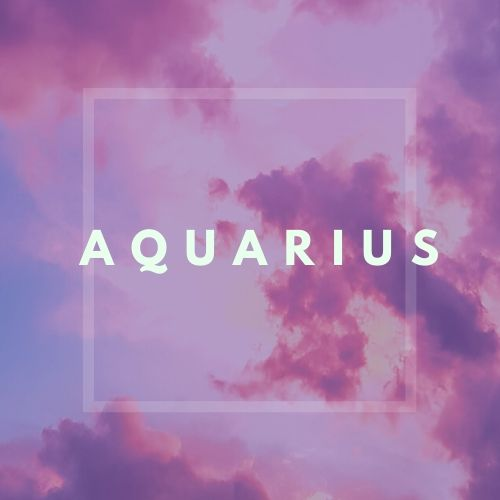 AQUARIUS May 2020