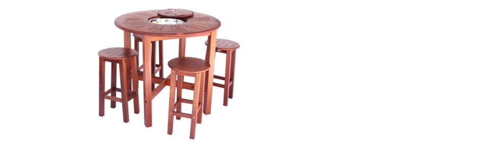 Elements Outdoor Living - Bar Stools