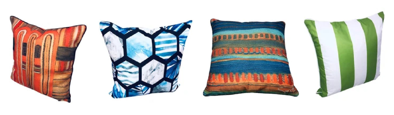 Elements Outdoor Living - Cushions by Saretta
