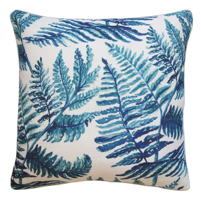 CABANA FERN OUTDOOR CUSHION 50 X 50 NAVY