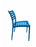 ARVO RESIN CHAIR BLUE