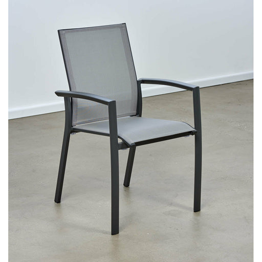 FLORIDA SLING CHAIR - CHARCOAL