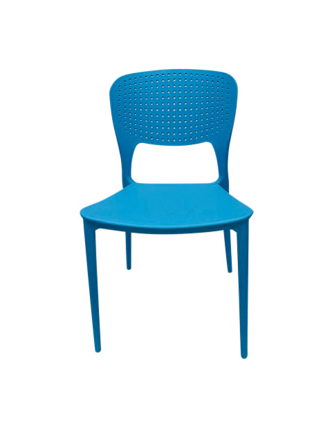 IDRO RESIN CHAIR BLUE