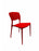 IDRO RESIN CHAIR RED