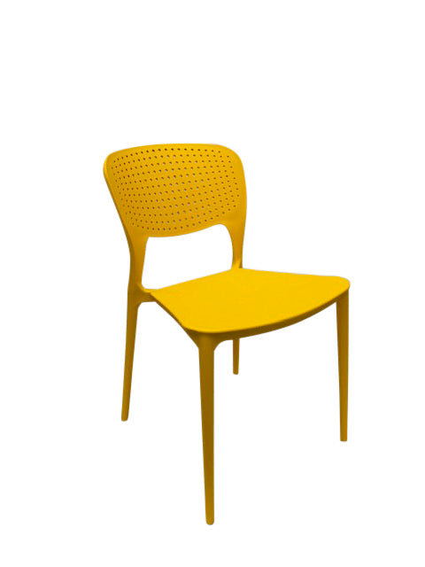 IDRO RESIN CHAIR YELLOW