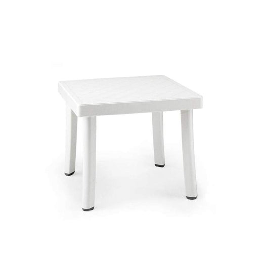 RODI SIDE TABLE 46 X 46 - BIANCO