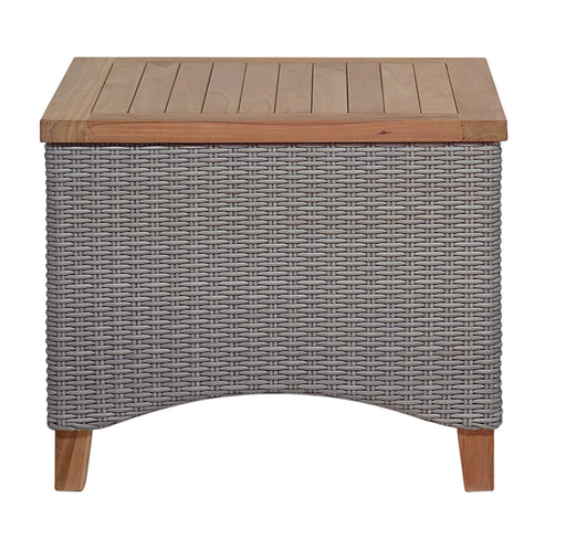 VENICE COFFEE TABLE 50X50 GREY