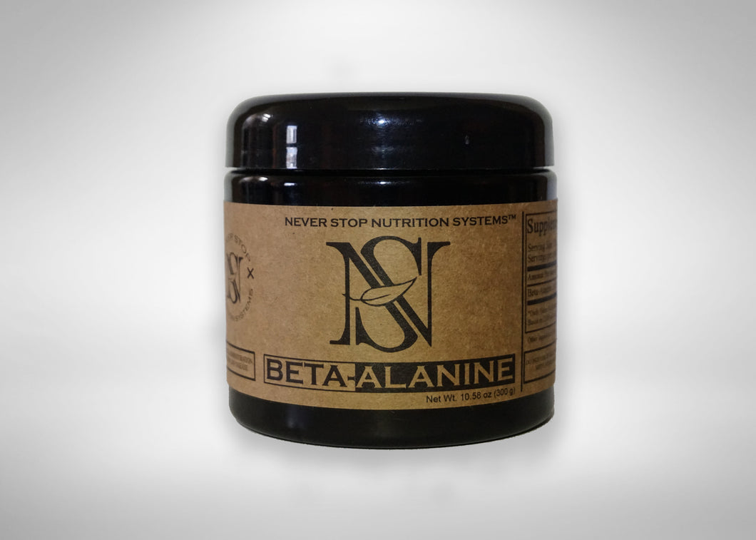 Beta-Alanine - Never Stop Nutrition Systems