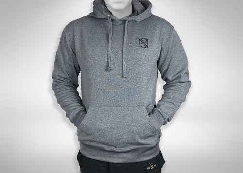 Sleek Embroidered Pullover - Never Stop Nutrition Systems