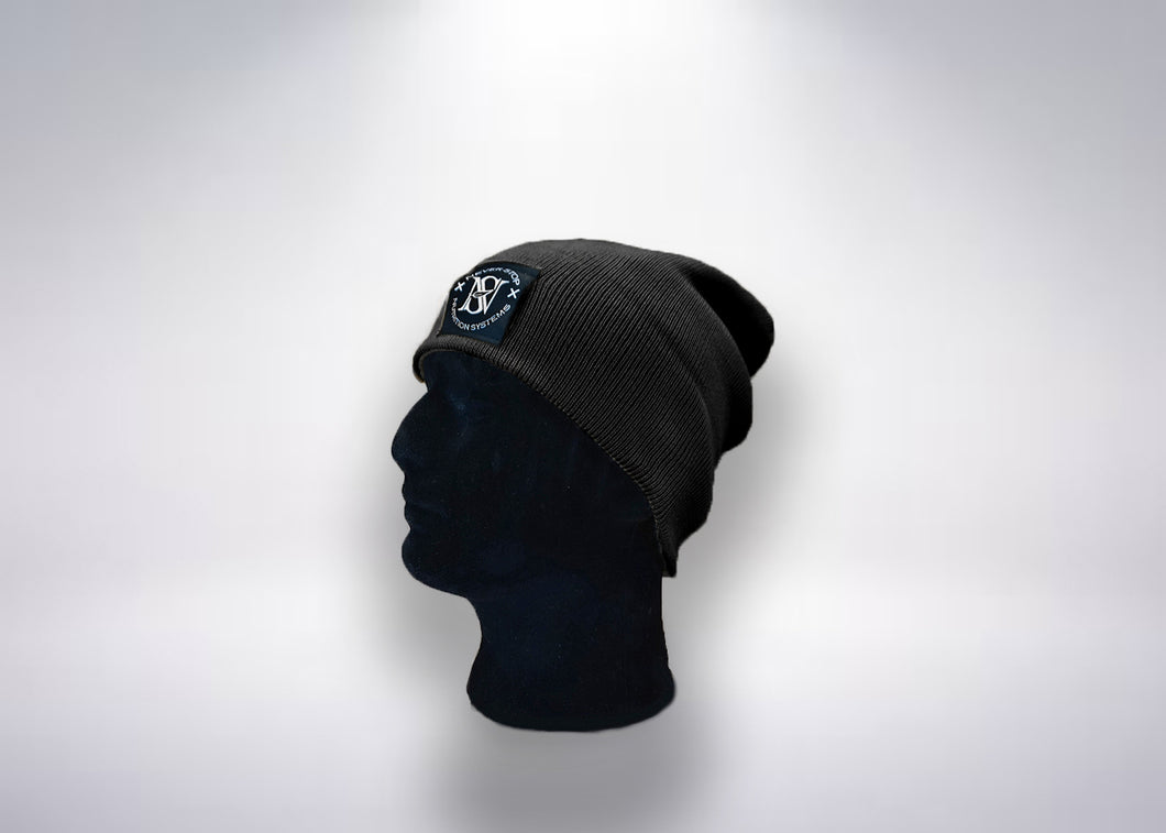 Mens Relaxed Beanies - Never Stop Nutrition Systems