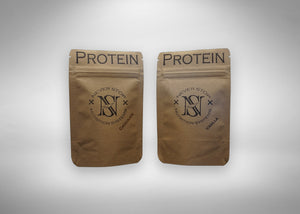 On The Go Protein Packet - Never Stop Nutrition Systems