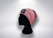 Load image into Gallery viewer, Limited Edition Pink Rose Beanie - Never Stop Nutrition Systems