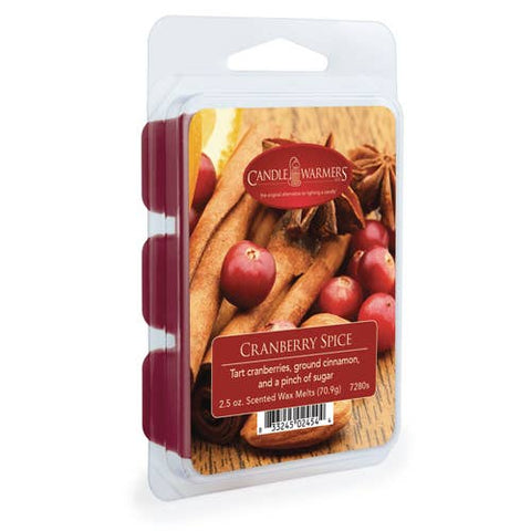 Cranberry Spice Wax Melts