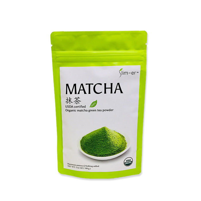 Culinary Grade Organic Matcha Green Tea Powder