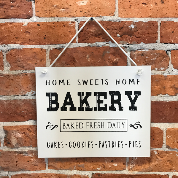 Bakery Hanging Sign