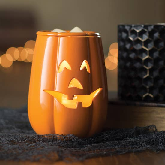 Jack O'Lantern Illumination Warmer