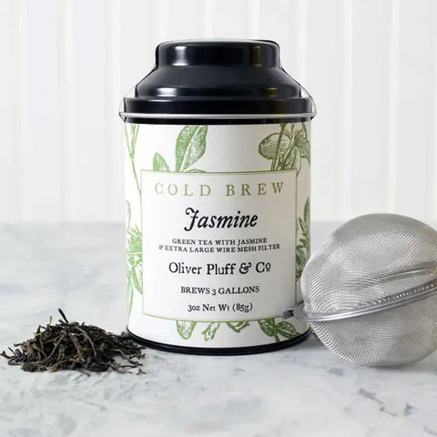Jasmine Cold Brew Tea