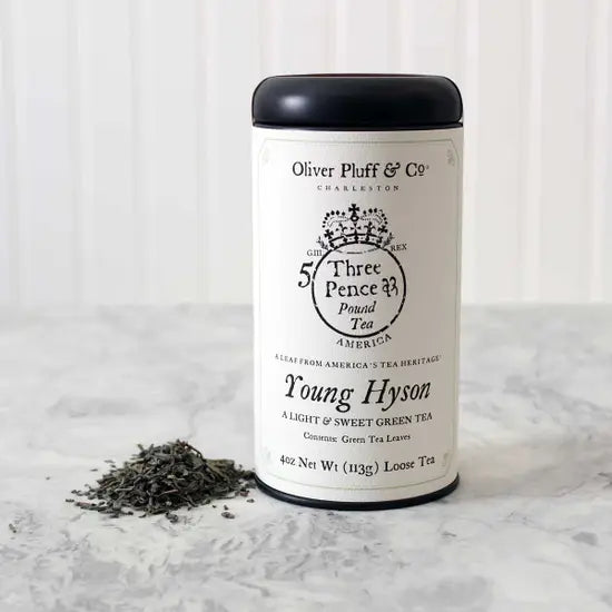 Young Hyson Tea