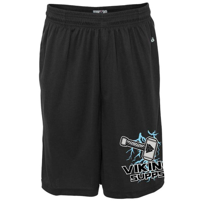 Viking Supps Workout Shorts-Shorts-Fullsterkur Viking Supps