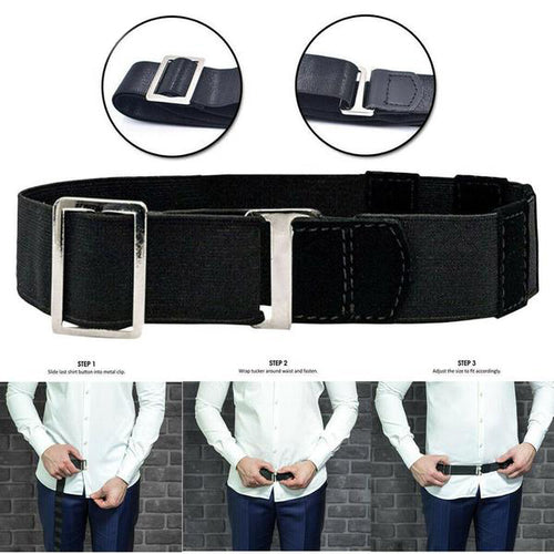 Shirt-Stay Belt