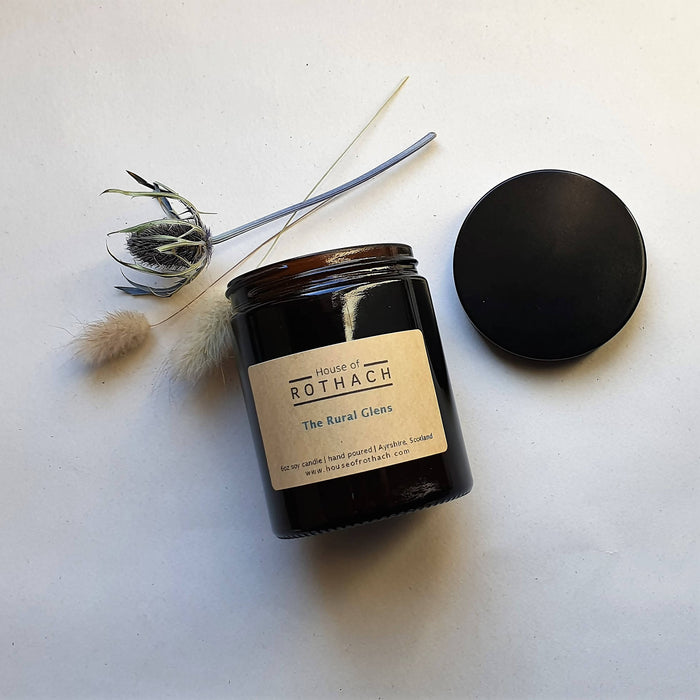 The Rural Glens Scented Candle