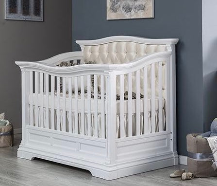 Romina Imperio Open Back Convertible Crib
