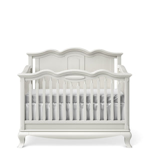 Romina Cleopatra Solid Back Convertible Crib