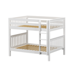 Load image into Gallery viewer, Slat Style Bunk Bed (with ladder)
