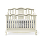 Load image into Gallery viewer, Romina Cleopatra Open Back Convertible Crib