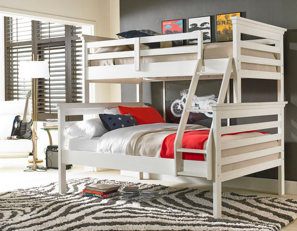Lucca Twin/Full Bunk Bed