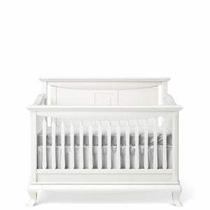 Romina Antonio Solid Back Convertible Crib