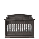 Load image into Gallery viewer, Romina Imperio Solid Back Convertible Crib