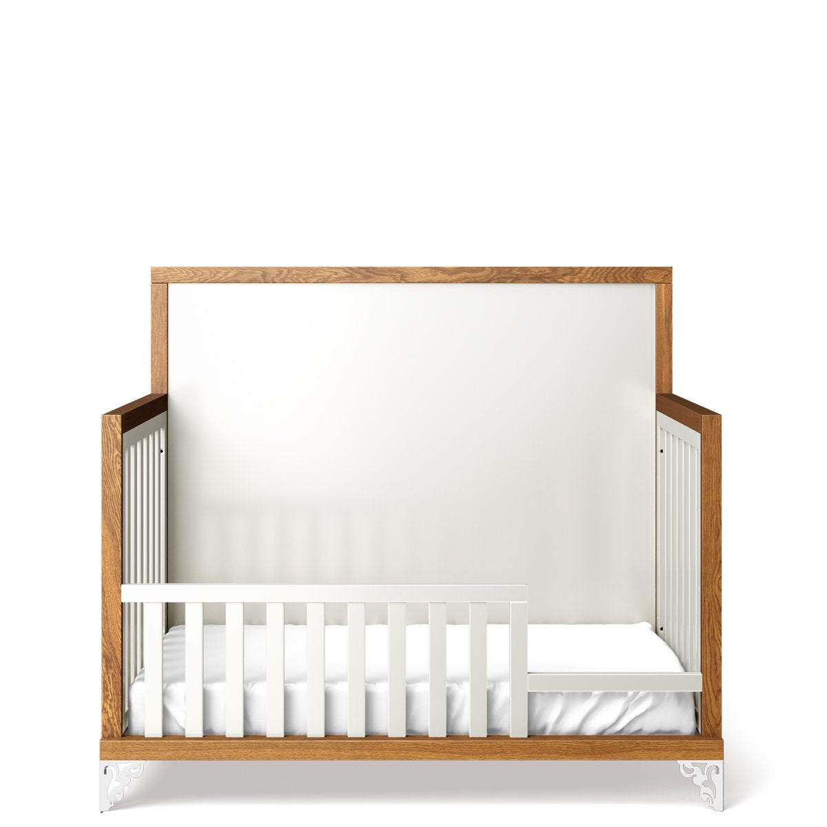 Romina Pandora Convertible Crib Two Tone