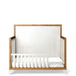 Load image into Gallery viewer, Romina Pandora Convertible Crib Two Tone