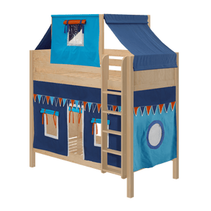 Playhouse Bunk Beds All About Kids Furniture