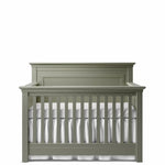 Load image into Gallery viewer, Romina Karisma Solid Back Convertible Crib