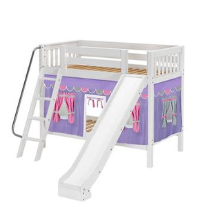 Slide Bunk Beds