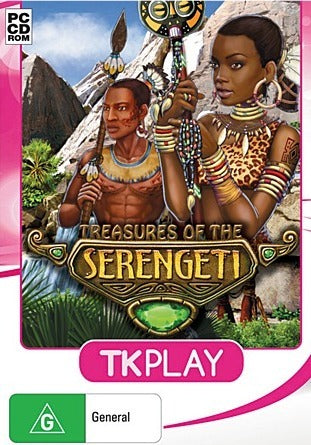 Treasures of the Serengeti (TK play) - PC Games