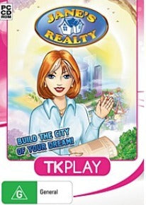 Janes Realty (TK play) - PC Games