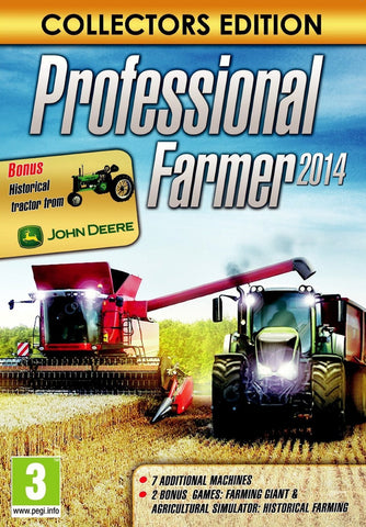 Professional Farmer 2014 Collector's Edition - PC Games