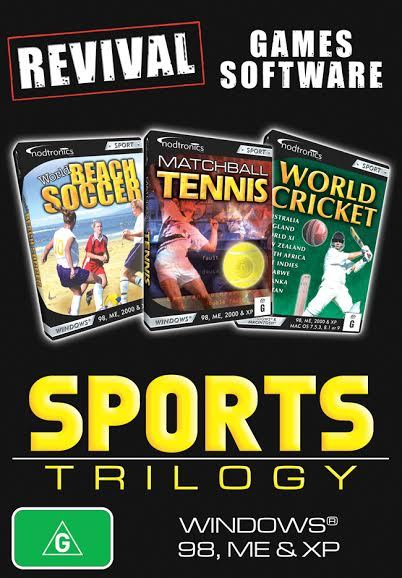 Eureka Sports Trilogy - PC Games