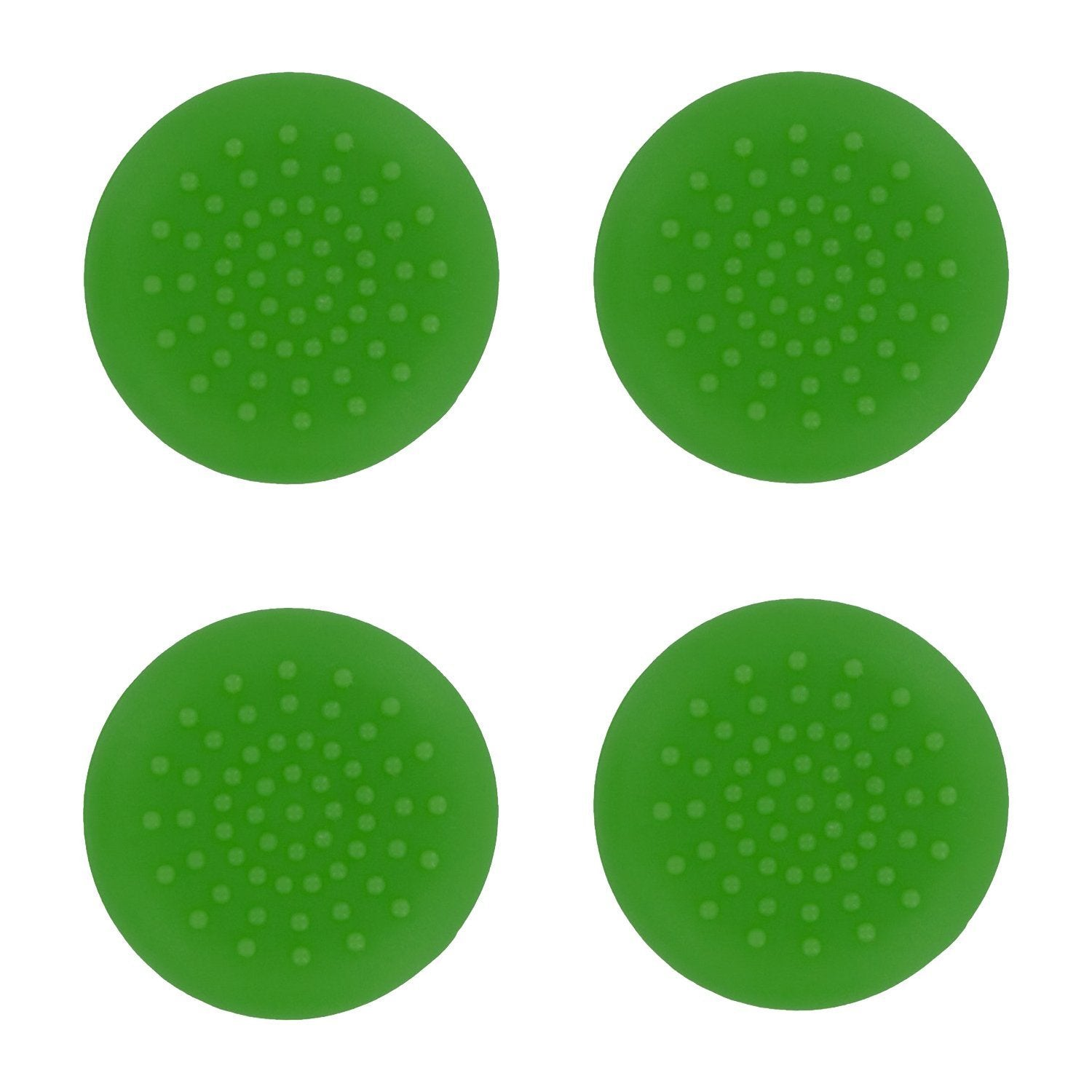 PS4 TPU Thumb Grips - Green - PS4