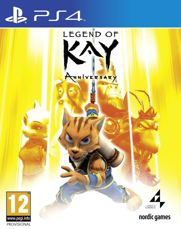 Legend of Kay Anniversary - PS4