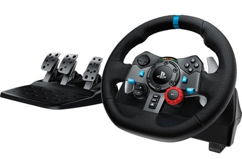 Logitech G29 Feedback Racing Wheel (PS4) - PS4