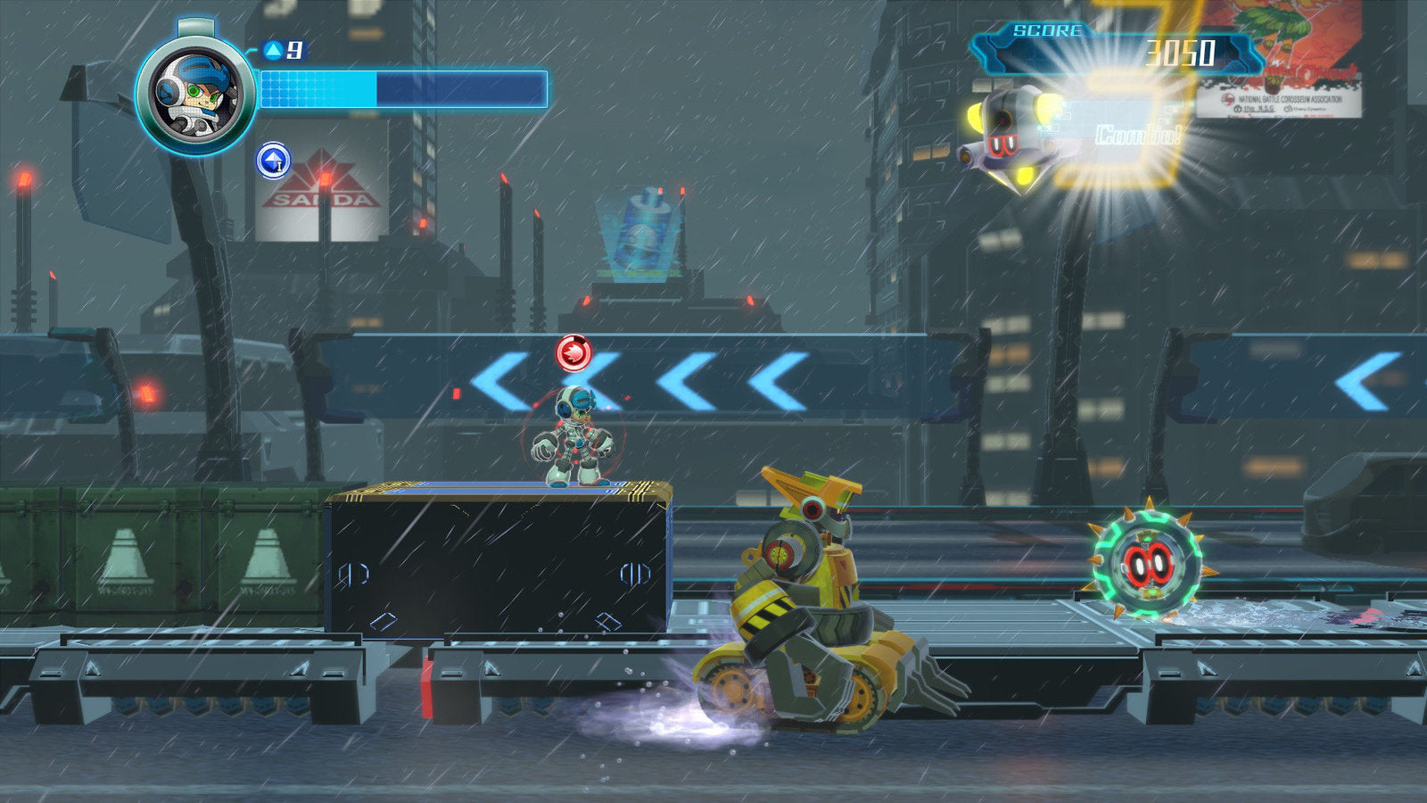 Mighty No. 9 - PC Games